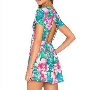 Show Me Your Mumu // Ibiza Mini Dress
